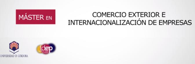 Máster en Comercio Exterior e Internacionalización de Empresas