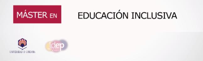 Máster en Educación Inclusiva